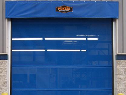 NoPest Fabric Doors & Pioneer Industrial Doors | Rugged. Dependable. PIONEER.