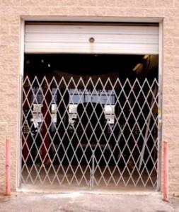 Security Gates Pioneer Industrial Doors